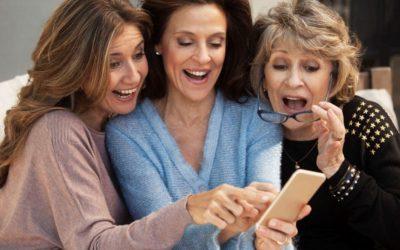11 Gründe warum es Frauen ab 40 besser haben