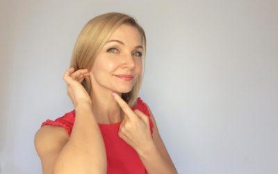 Hängebäckchen loswerden, Kinnlinie definieren mit Gesichtsyoga 1/3 (+Video)