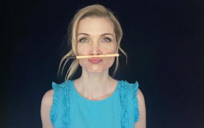 Gesichtsyoga gegen Hängebäckchen 2/3 (+Video)
