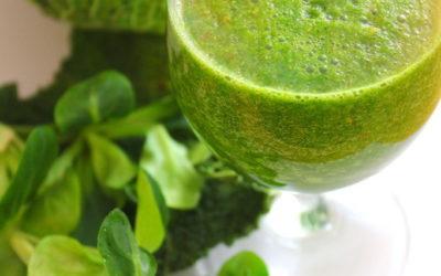 Green Smoothies – das flüssige Anti-Aging