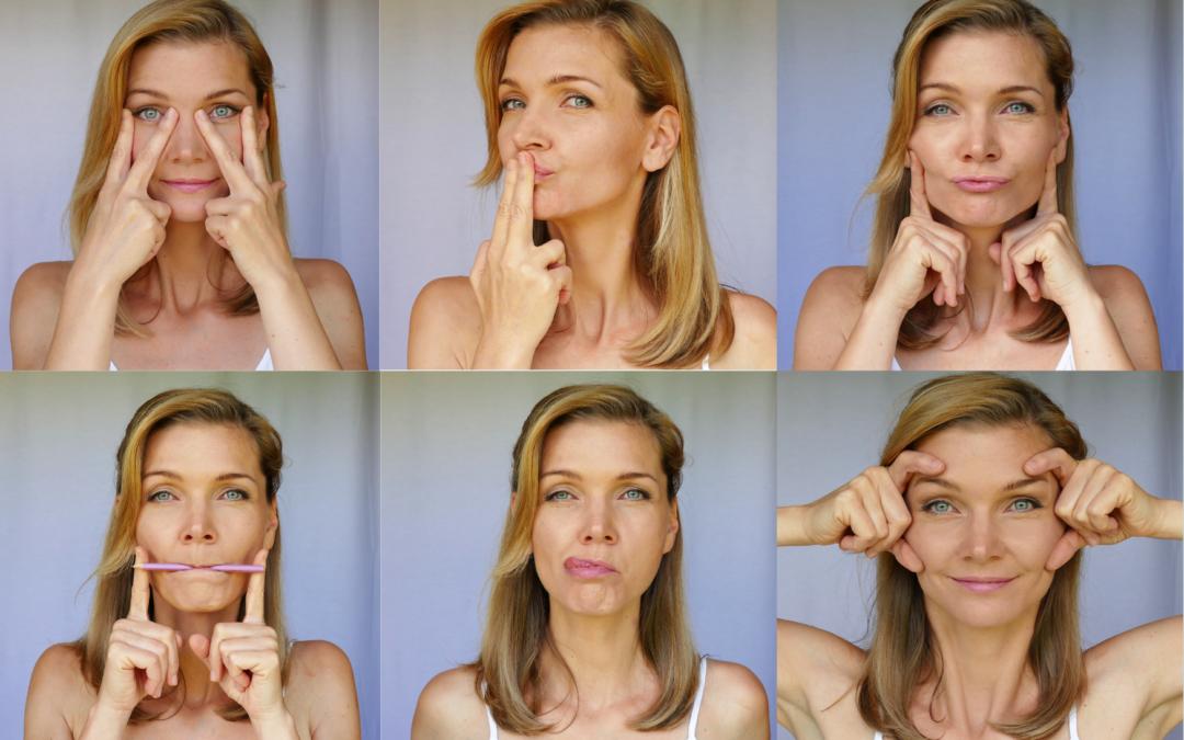 Gesichtsyoga: 25 Fakten, warum es dich jünger aussehen lässt
